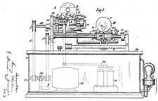 Alter Phonograph, Sprechapparat - Newmann / Telegraphon / Seelau - Dokus 1906-31