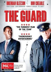 THE GUARD : NEW DVD