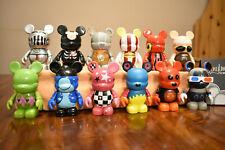 """Disney Vinylmation 3"""" Urban Series 5 Lot of 12 including Chaser"""