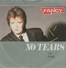 "Fancy (Tess Teiges) No Tears / Follow Me 1988 Metronome 7"""