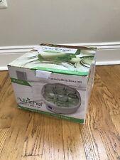 New in Box NutriChef Yogurt Maker Machine With 7 Glass Jars Electric Organic