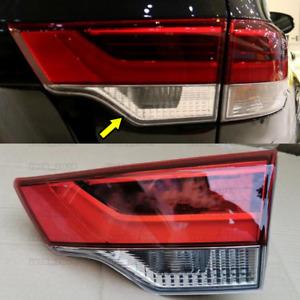 LED Right Inner Tail Light For Toyota Highlander 2017 2018 2019 Passenger Rear A