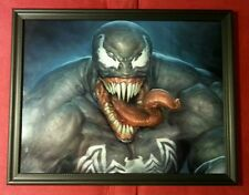 Venom Carnage White Black Spider-Man Marvel Comic Book Memorabilia Gift Present