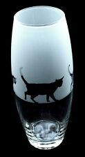 Cat gift Vase