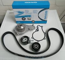 FORD FIESTA 1.4 DIESEL TDCI CAMBELT TIMING BELT WATER PUMP KIT 2002-2008 DAYCO