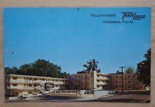 Travel Lodge Hotel Motel Tallahassee, Florida Advertisement Postcard