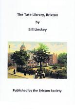 Brixton Local History - The Tate Library, Brixton