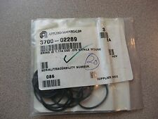 AMAT O-Ring, 3700-02289, Lot of 20,  New