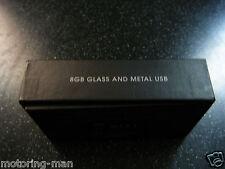 JAMES BOND 007 SPECTRE 8 GB USB Memory Stick PREMIER GLASS Metal Raro A1 OFFICIAL