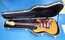 Fender USA Deluxe American Stratocaster Electric Guitar 50th Anniversary in OHSC