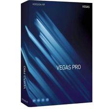 MAGIX SONY VEGAS Pro 17.0 - LIFETIME - 100% SECURE - Windows - 64 Bit - Pro