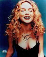 Heather Graham Signed Authentic Autographed 8x10 Photo PSA/DNA #J64646