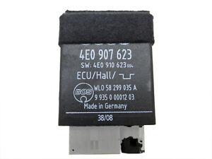Steuergerät SG für Sonnenschutzrollo Li Hi Audi A8 S8 4E D3 06-10 4E0907623