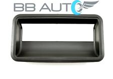 New Rear Tailgate Handle Bezel Black for 88-99 CHEVROLET GMC K1500 C1500 Truck