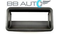 New Rear Tailgate Handle Bezel Black for 88-99 CHEVROLET GMC K1500 C1500 Truck