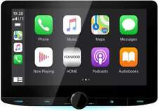 """Kenwood Dmx1037S 10.1"""" Floating Multimedia Receiver - Apple CarPlay/Android Auto"""