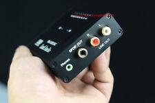 Usb Dac Hifi Decoder Ak4490 Xmos headphone Amp Coaxial Dop Output / Dsd L7-42