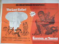 Action Original UK Quad Film Posters (Pre-1970)