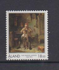 Aland Islands - SG 112 - u/m - 1996 - 18m - Karl Jansson (painter)