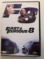 Fast & Furious 8  (Azione 2017) DVD film