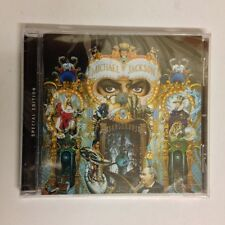 Michael Jackson CD Dangerous Special Edition 5099750442425 New Sealed.