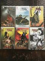 Dark Tower: Fall of Gilead Comic Book Lot,  Marvel, NM, Volume 1, 9 Issues