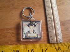 Boy George Culture 1984 keychain photo Original hard plastic