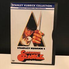 A Clockwork Orange - Stanley Kubrick Collection Dvd Movie, Malcolm Mcdowell, Ws