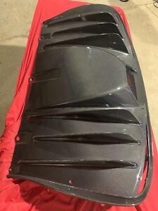 Ferrari 430 Scuderia Carbon Fibre Diffuser OEM