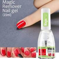 15ML Magic Nail Polish Remover Professional Remove Soak-Off Gel Polish Burst