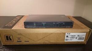KRAMER VP-425 Computer Graphics Video & HDTV to HDMI Digital Scaler =NEW=