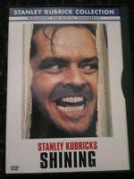 Stanley Kubrick : Shining DVD ( Jack Nicholson )