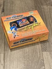 Sega Genesis Gopher Portable Player Gaming System. Works Perfect!