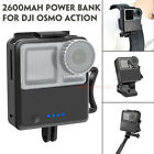 Mobile Power Bank Battery Charger USB Charging Cable For DJI Osmo Action Camera