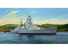 Trumpeter 05317 1/350 German Admiral Hipper 1941 Plastic Model Warship Kit
