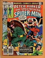 Peter Parker The Spectacular Spider-Man #13, 17 2 book lot Angel Iceman FN+