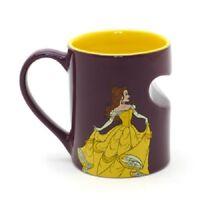 Disney Beauty And The Beast Belle Couple Heart Mug Mug Brand New5