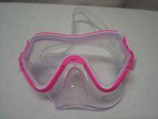 New listing Aqua Leisure Pink Snorkel Mask