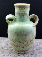 schöne alte Keramik-Henkel-Vase ca.50er Jahre