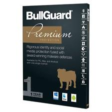 BullGuard Premium Protection 2020 Internet Security Antivirus 1 User - 12 Month