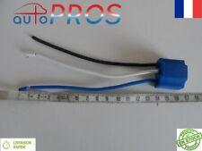 RENAULT BROCHE SUPPORT DOUILLE Connecteur Branchement Ampoule Prise H4 feux