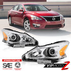 For 2013-2015 Nissan Altima Sedan 4DR [FACTORY STYLE] Projector HeadLight Pair