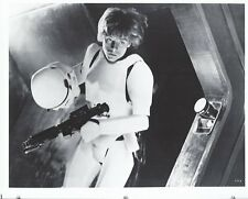 Vintage 8x10 Star Wars Photo Mark Hamill Luke Skywalker Stormtrooper