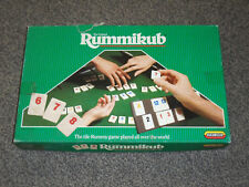 ORIGINAL RUMMIKUB - By SPEARS GAMES 1988 VINTAGE EDITION - In VGC (FREE UK P&P)