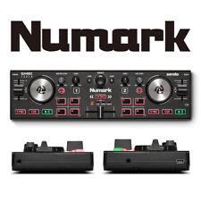 Numark DJ2GO2 Touch Portable USB Serato 2-Channel DJ Controller for Mac & PC