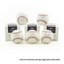 2019 Hit Parade Autographed MLB Baseball Hobby Box Mike Trout, Christian Yelich?