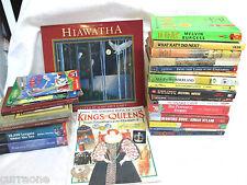 Children's books bulk lot x 25 Older Readers 10 yrs-teen Biggles, Classics, etc