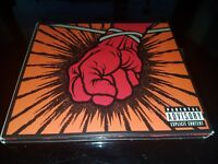METALLICA CD - ST. ANGER [CD/DVD](2013) - BLACKENED RECORDS