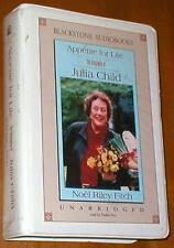 Appetite For Life - Biography of Julia Child ~ Unabridged Audiobook on 16 Tapes