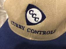 CURRY CONTROLS BASEBALL STYLE HAT